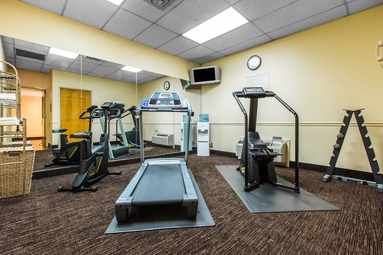 Canton, Carolina del Norte: Fitness