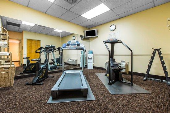 Canton, Северная Каролина: Fitness