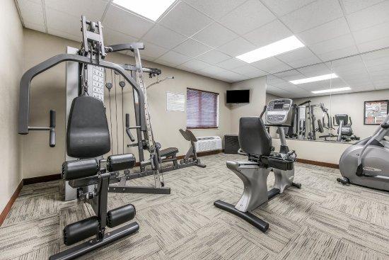 Washington, PA: Gym