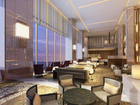 Nantong, China: Lobby Lounge