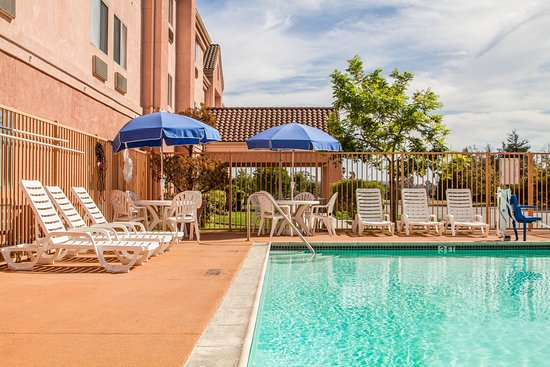 Watsonville, Californië: Pool