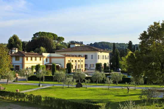 Villa Olmi Firenze: Exterior