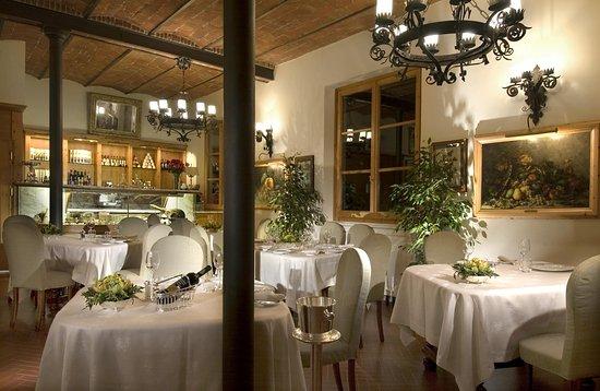 Bagno a Ripoli, Italy: Restaurant