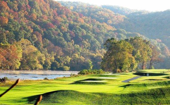 Blacksburg, VA: Don't Miss The Pete Dye River Course