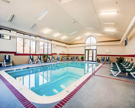 Blacksburg, VA: Our Indoor Swimming Pool Is Perfect For A Rainy Day.