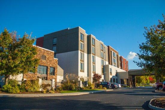 Blacksburg, VA: Our Updated Entrance