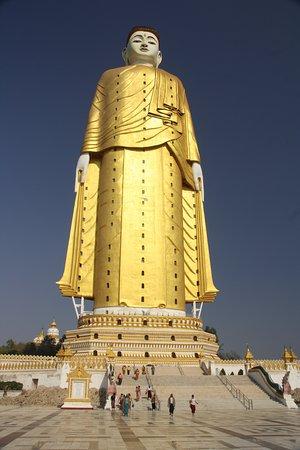 Monywa, Burma: Truly amazing