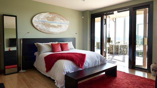 Upper Moutere, Nueva Zelanda: Verandah Suite