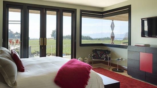 Upper Moutere, Selandia Baru: Villa Verandah Suite