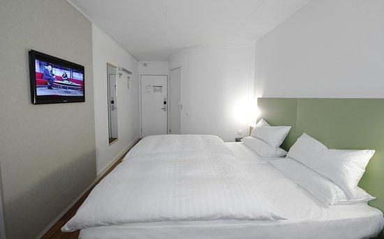 Kista, Suède : Standard room