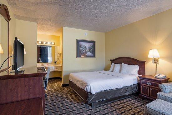 Arkadelphia, AR: Guest room