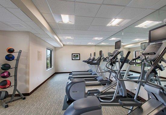 West Des Moines, Iowa: Fitness Center