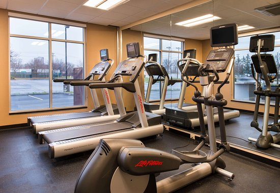 Utica, NY: Fitness Center