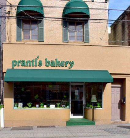 Prantl's Bakery: 5525 Walnut Street, Pittsburgh, PA 15232