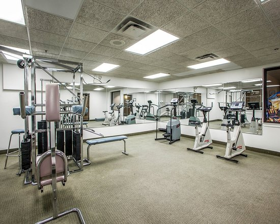 Orland Park, IL: Exercise room
