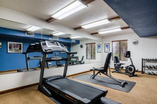Winfield, KS: Fitness Center