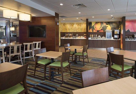 Scottsbluff, NE: Breakfast Dining Area