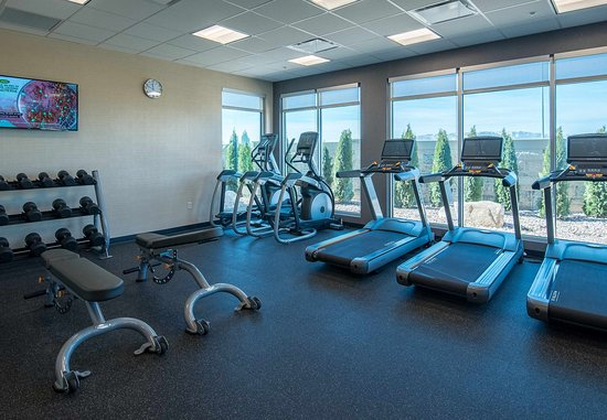 Orem, UT: Fitness Center View