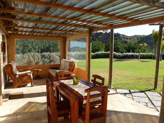 Addo, South Africa: Self-catering thatched cottage
