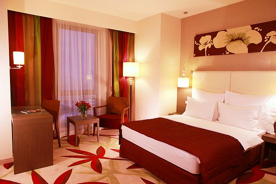 Golden Tulip Ana Dome: One of our Executive rooms