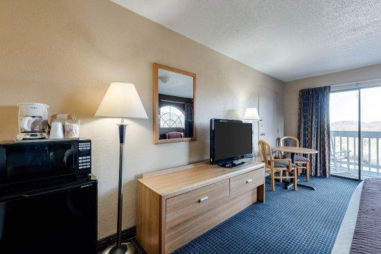 Waynesville, Kuzey Carolina: Guest room