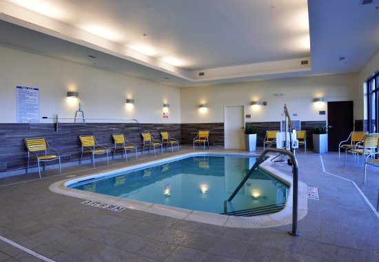 Dunn, Kuzey Carolina: Indoor Pool