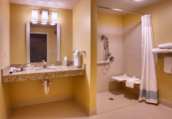 Dickinson, ND: Handicap Accessible Roll-in Shower