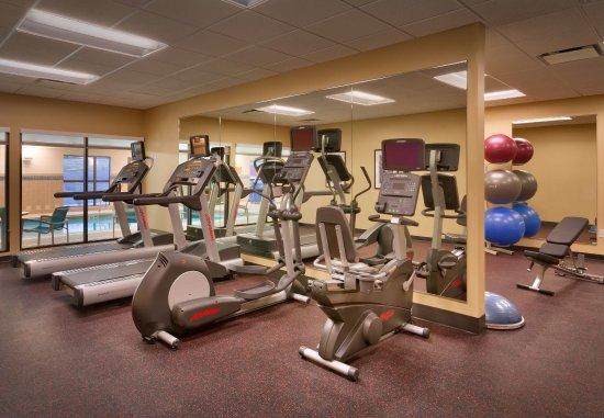 Dickinson, ND: Fitness Center