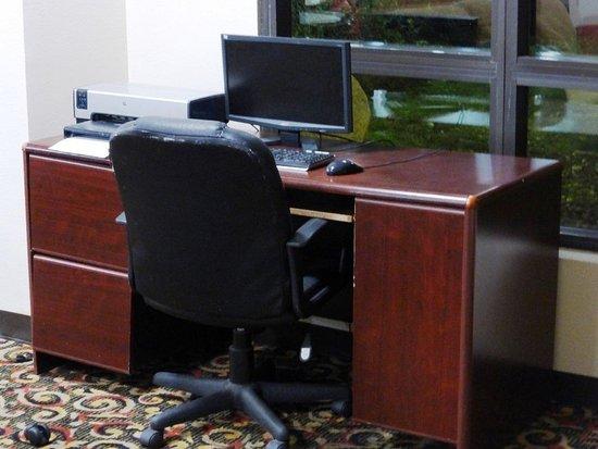 Texarkana, AR: Business Center