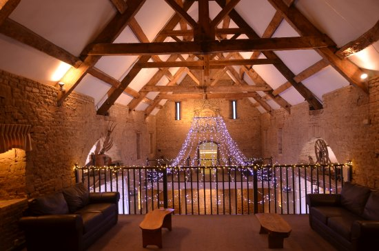 The Great Tythe Barn Photo