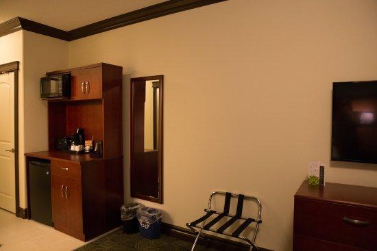 Peace River, Canadá: Queen Suite