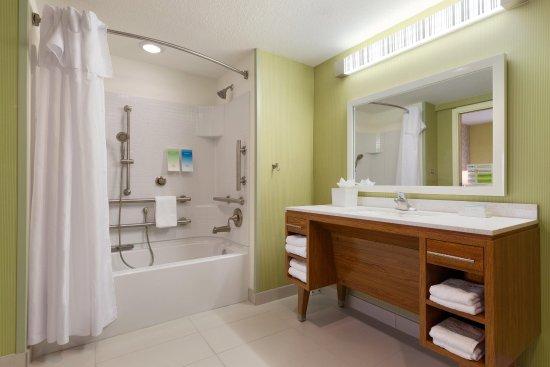 Bathroom Vanities Gainesville Fl bathroom vanity - picture of home2 suiteshilton gainesville