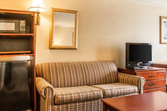 Hackettstown, NJ: Guest room