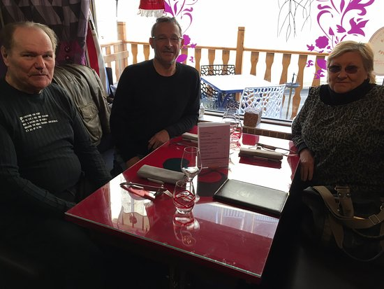 La Table d'Oste : En famille