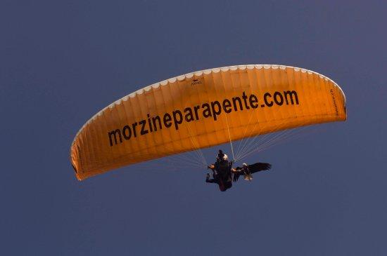 Parasailing & Paragliding