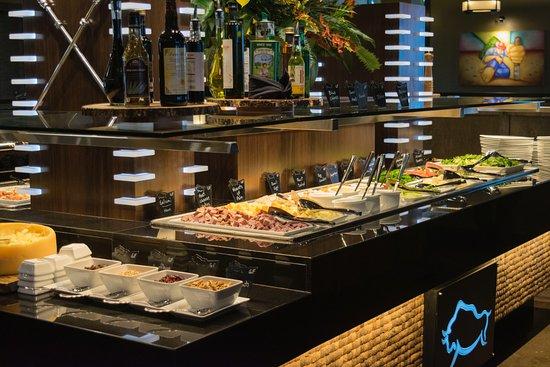 Carmel, IN: Gourmet Salad Bar