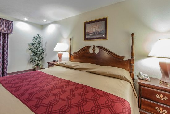 Dandridge, TN: Guest Room