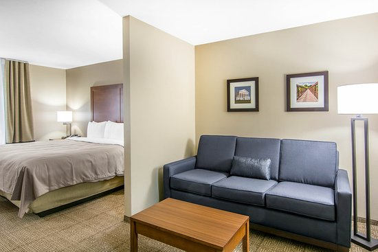 Colonial Heights, VA: Guest Room