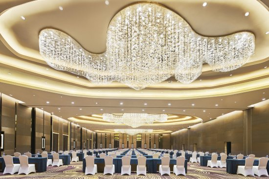 Chuzhou, China: Grand Ballroom With Classroom