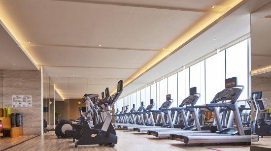 Chuzhou, China: Fitness Center