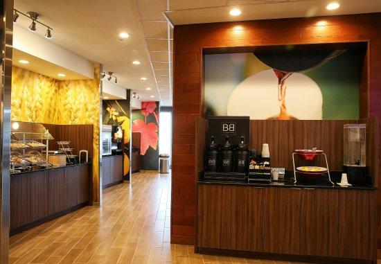 เวโรนา, วิสคอนซิน: Breakfast & Coffee Area