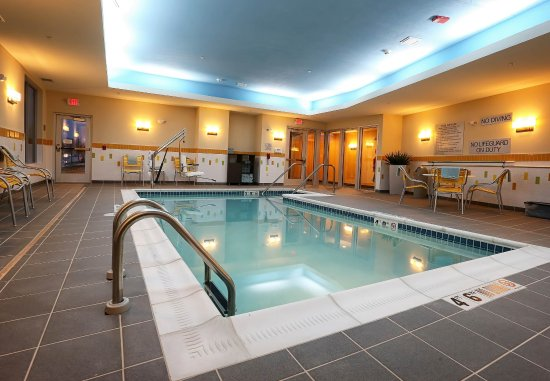 Verona, WI: Indoor Pool