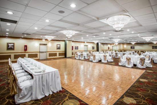 Quality Inn Midway Airport : Ballroom