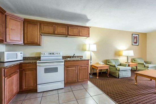 El Centro, Califórnia: King suite