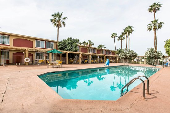 El Centro, Kalifornia: Pool