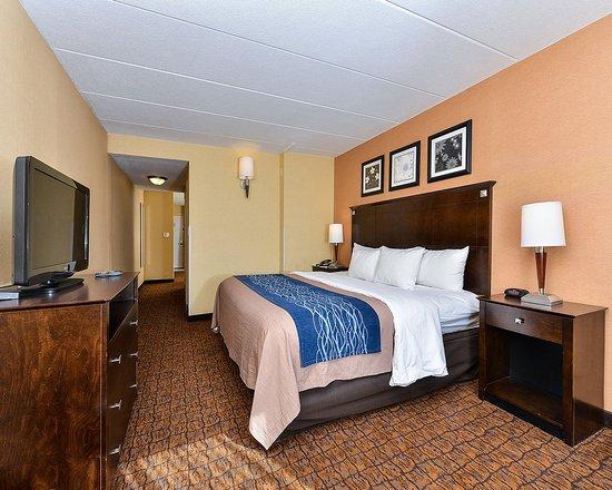 Tinton Falls, NJ: Guest room