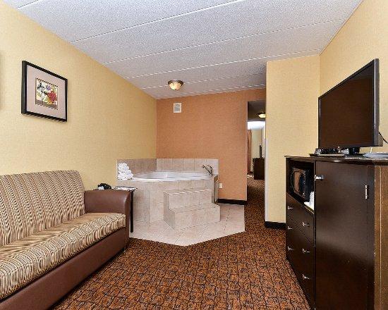 Тинтон-Фоллз, Нью-Джерси: Guest room