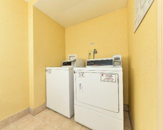 Тинтон-Фоллз, Нью-Джерси: Laundry