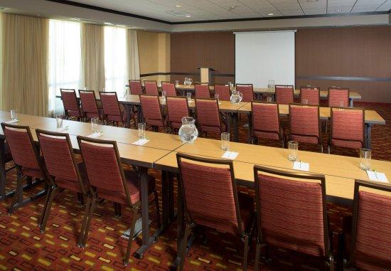 Midlothian, TX: Tom A. Coleman Meeting Room - Classroom Setup