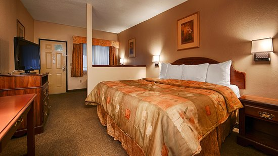 Fort Oglethorpe, GA: King Suites